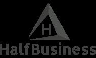 HalfBusiness Logo